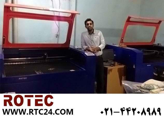کاربرد دستگاه برش و حکاکی لیزری در صنعت چوب