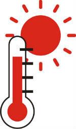 مشکلات دستگاه برش در گرمای شدید تابستان